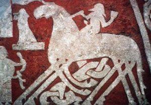 Sleipnir - O Cavalo de Odin