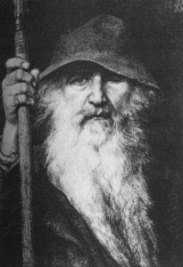 Odin -Georg von Rosen (1886)