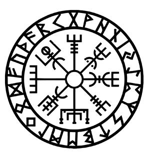 Simbolo Vegvisir