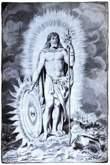 Deus Baldr na Mitologia Nórdica