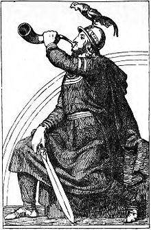 Deus Heimdallr na Mitologia Nórdica