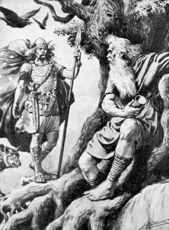 Deus Mimir na Mitologia Nórdica