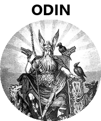 Deus Odin na Mitologia Nórdica