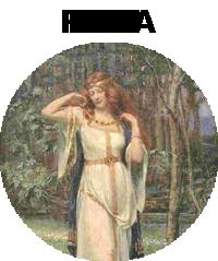 Deusa Freya na Mitologia Nórdica