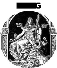 Deusa Frigg na Mitologia Nórdica