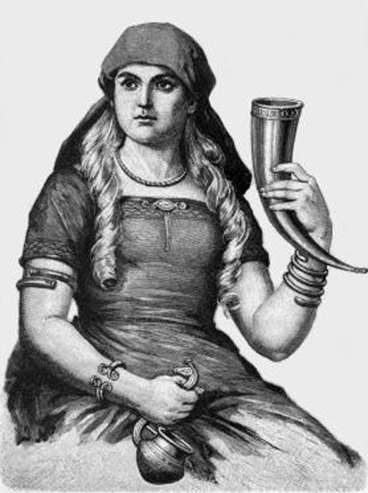 Deusa Sif na Mitologia Nórdica