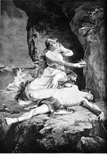 Deusa Sigyn na Mitologia Nórdica