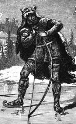 Deus Ullr na Mitologia Nórdica