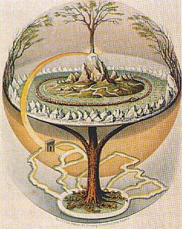 Yggdrasil a Árvore da Vida na Mitologia Nórdica